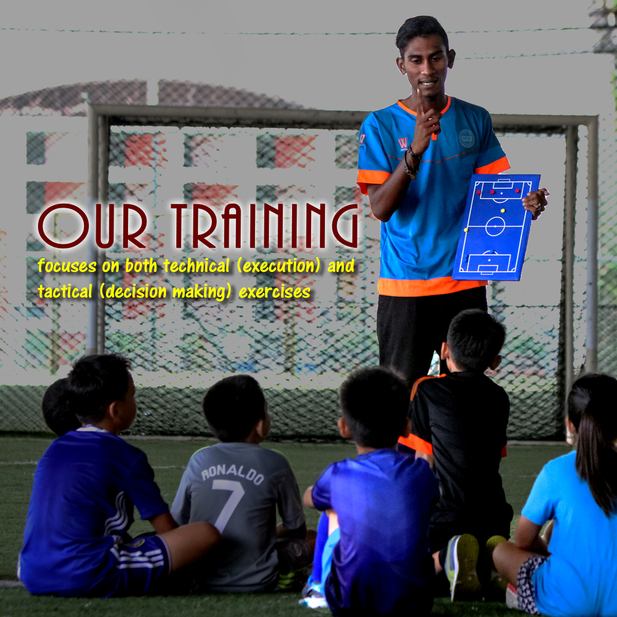 our-training